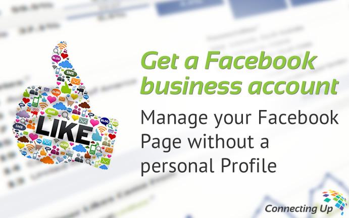 Profil Facebook corect construit pentru a atrage prospecți